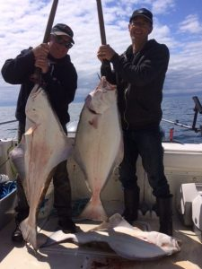 Halibut Fishing in Victoria - Sooke B.C.